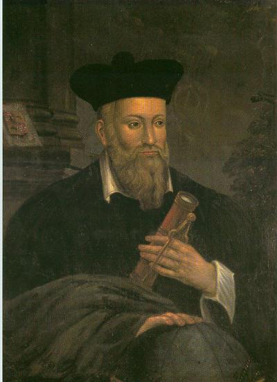 Profezie di Nostradamus