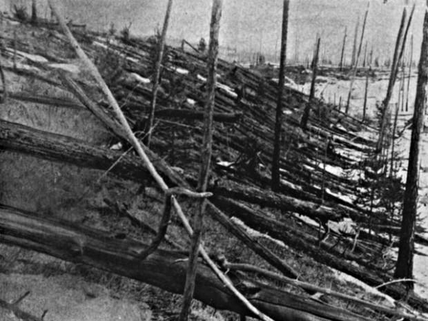 Tunguska impatto