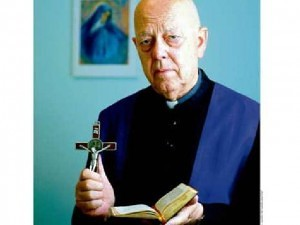 Don Gabriele Amorth, padre esorcista