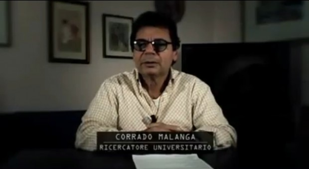 Corrado Malanga esperto Abduction