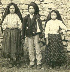 Lucia Dos Santos, Francisco e Giacinta Marto