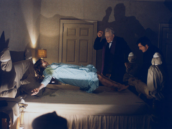 Scena film L'Esorcista