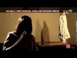 Testimonianza di possessione diabolica di Marie