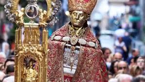 San Gennaro reliquia