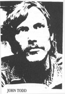 John Todd occultista