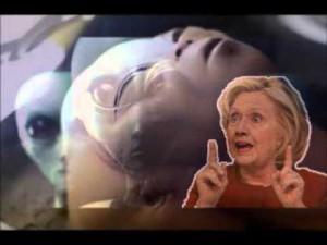 Hillary Clinton svelerà i misteri di Area 51?