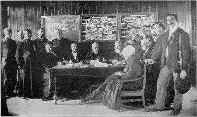 Prima Commissione del Bureau