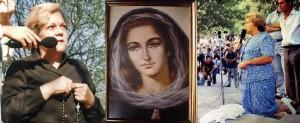 Luz Amparo apparizioni a El Escorial
