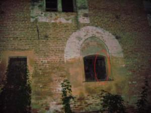 Apparizione Castello della Rotta