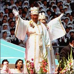 Sun Myung Moon guru setta