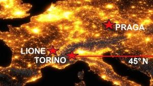 Torino Lione Praga Triangolo