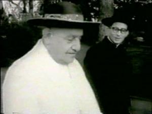 Papa Giovanni XXIII e mons Capovilla