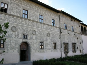 Fantasma di una cortigiana a Palazzo Vitelli