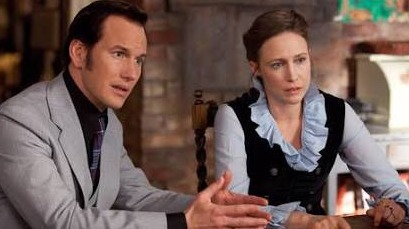Coniugi Warren nel Film The Conjuring