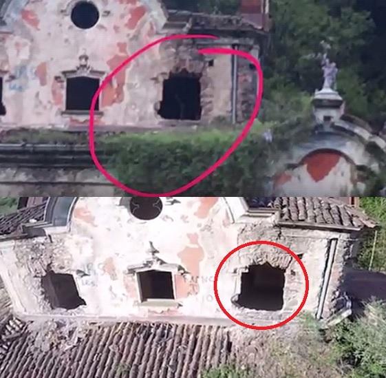 Foto villa de vecchi fantasma