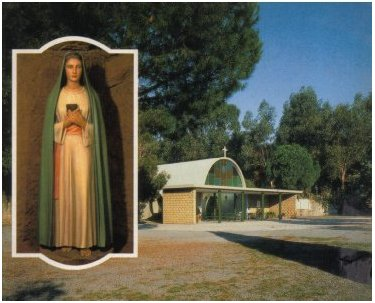 Santuario Vergine Tre Fontane
