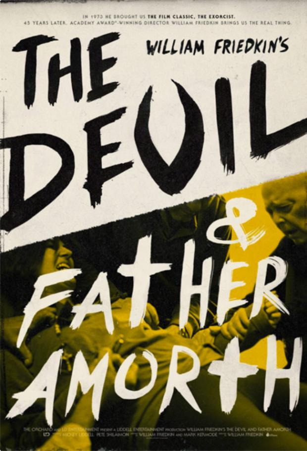 Il diavolo e padre Amorth locandina