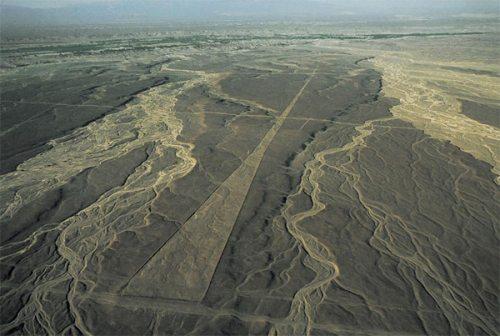 Linee di Nazca Pista di Atterraggio