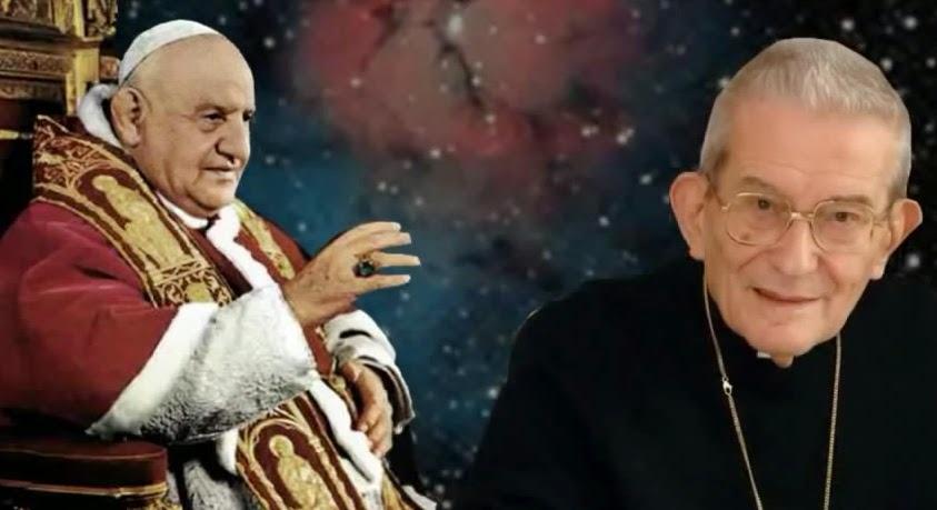 Papa Giovanni XXIII cardinal Capovilla